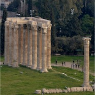 Temple of Zeus, Greece